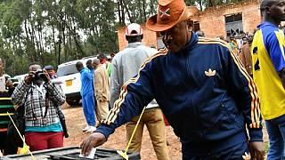 Campaigning starts in Burundi ahead of May 20 polls.