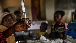 DRC: Nearly 25,000 children to be vaccinated against measles