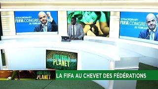 La FIFA vole au secours des fédérations nationales