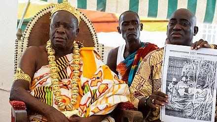 Ivorian group holds exorcism ceremony against virus