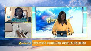 Congo : un laboratoire 3D produit des équipements médicaux