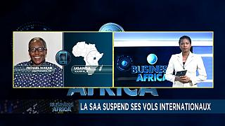 La SAA suspend ses vols internationaux [Business Africa]