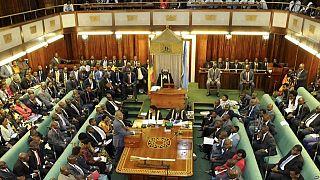 Uganda president criticises MPs for coronavirus payment