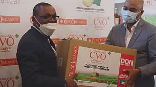 COVID-Organics: Madagascar donates 'cure mixture' to Equatorial Guinea