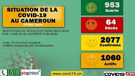 Cameroun : Covid19.CM lutte contre les fake news sur la pandémie