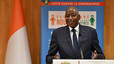 Ivory Coast Prime Minister in France for medical checks - Govt