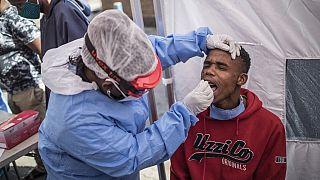 Coronavirus en Afrique : les contaminations baissent d'un cran