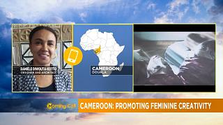 Cameroon: promoting female participation in creativity arts