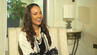 Outspoken Libyan princess Alia Al Senussi supports 'New Saudi' art scene