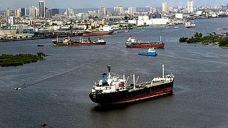 Nigeria's oil revenue falls by 80%