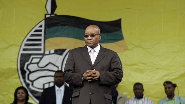 Afrique du Sud : un des fils de Jacob Zuma empoisonné ?