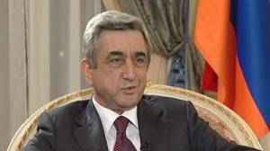 "Serzh Sargsyan: ""Turkey has no moral right to blame us"""