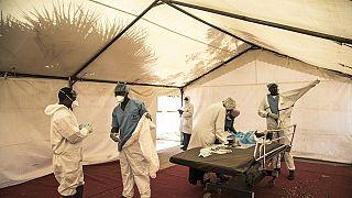 Coronavirus : face au risque de saturation, le Sénégal ouvre de nouveaux centres