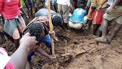 Éthiopie : 12 morts dans un glissement de terrain au sud-ouest