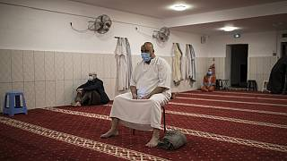 Mauritania reopens mosques after lull in virus infections