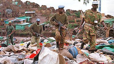 Mali : Trois Casques bleus tchadiens tués par l'explosion d'une mine dans le nord