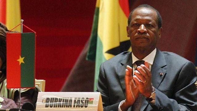 Burkina : un proche de l'ex-chef d'Etat Blaise Compaoré candidat à la présidentielle