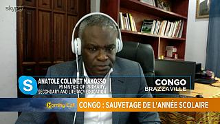 Congo authorities discuss plans to save school year [Morning Call]