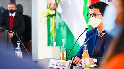 Rajoelina not infected by virus: Madagascar dispels fake news