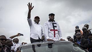 Congo : le président Tshisekedi nomme un intérimaire à Kamerhe écroué en prison