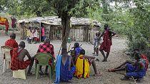 COVID-19 disrupts tradition, business of Kenya's Maasai community