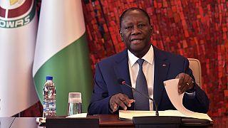 Côte d'Ivoire : léger remaniement du gouvernement à six mois de la présidentielle