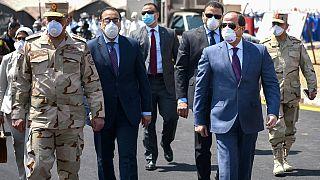 Lutte contre le coronavirus : l'Egypte envoie de l'aide médicale à ses alliés