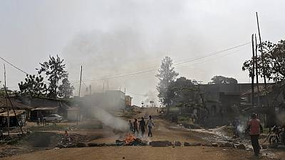 About a dozen civilians killed in Eastern DRC