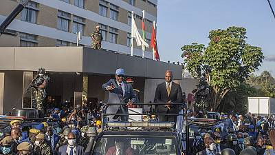 Malawi's presidential campaign amid virus