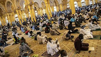 Mosques reopen across West Africa despite virus spread