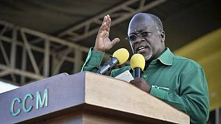 Prayers, citrus mixture: Tanzania prez talks virus treatment in church
