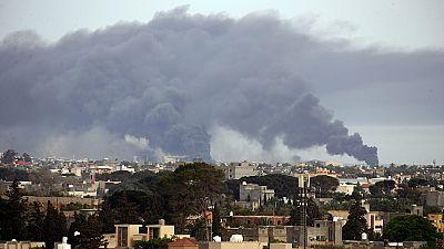 Libye : les forces pro-gouvernementales s'emparent d'une base aérienne stratégique (communiqué)