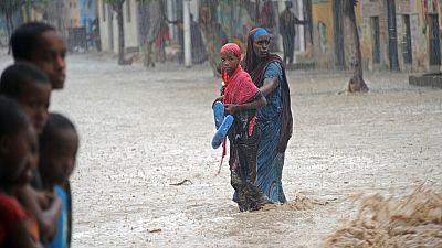 Somalia: floods leave dozens dead - UN
