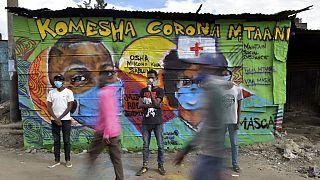 Coronavirus au Kenya: des désinfectants de «qualité douteuse » retirés du marché