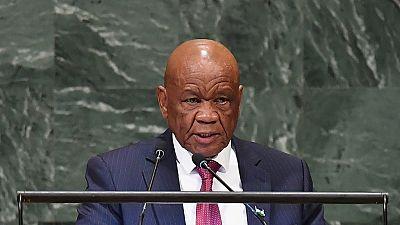 Le Premier ministre contesté du Lesotho annonce sa démission