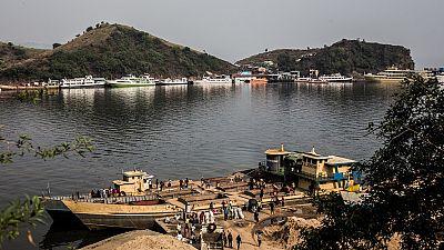 RDC : cinq morts dans le naufrage d'un bateau de plaisance