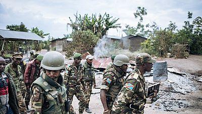 RDC : plus de 300 miliciens neutralisés en deux mois (armée)