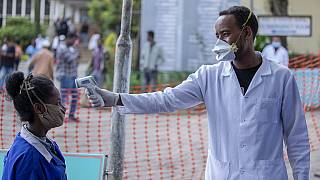 Ethiopia updating virus stats via WHO tallies as net outage remains
