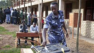 Burundi vote holds amid COVID-19 protocols, net blackout