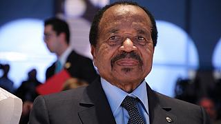 Cameroun : Biya pour la première fois à la télévision depuis le début du COVID-19
