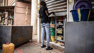 Ouagadougou's central market reopens [No Comment]