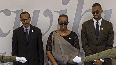 Un fils de Kagame au conseil de développement du Rwanda