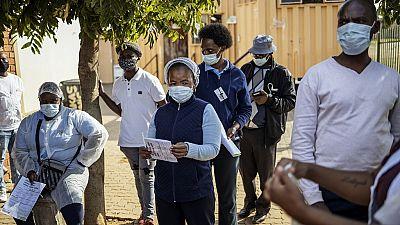Covid-19 : l'Afrique du Sud franchit la barre des 20.000 cas d'infection