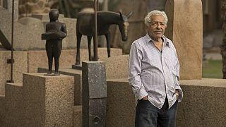 Egypte : le célèbre sculpteur Adam Henein est mort