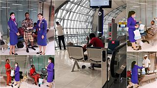 Trapped in Thai airport: social media 'rescues' three Nigerians
