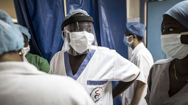 Covid-19 au Sénégal : des repas gourmands pour le corps médical