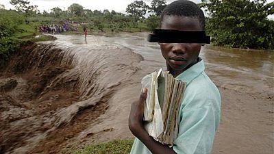 Death and destruction as floods hit western Uganda