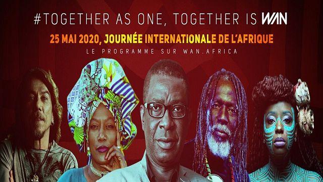WAN Show 2.0 : les artistes africains se réinventent pour lutter contre la Covid-19
