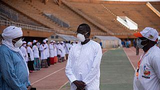 Coronavirus en Afrique: les 5 taux de guérison les plus élevés