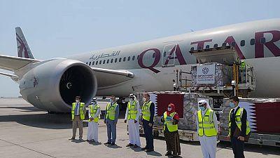 Éthiopie – Lutte contre le coronavirus: le coup de pouce du Qatar